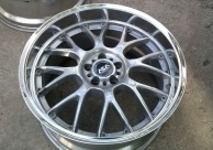asa wheel licenced by bbs